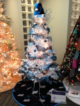 Charlotte Gastro's Festival of Trees contribution for 2017
